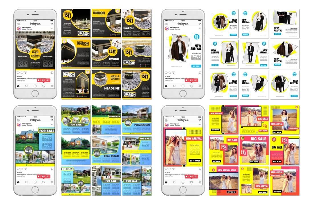 Jagoan Desain: 1000+ Template Keren Siap Pakai